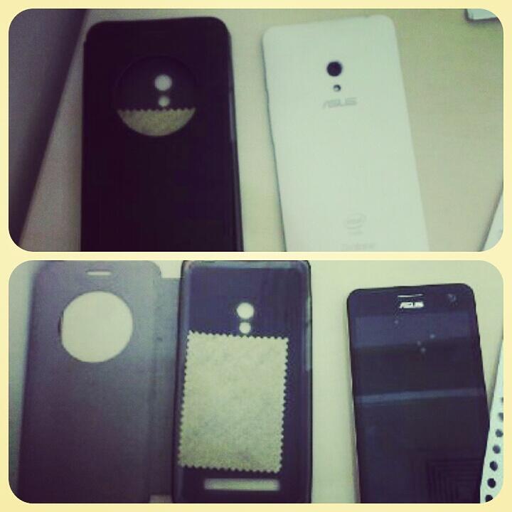 Asus Zenfone5 white