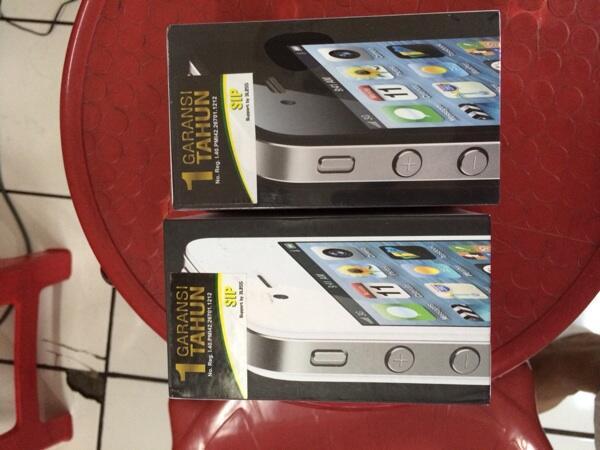 iphone4cdma 16Gb garansi 1thn 1.900.000 termurah semalang raya