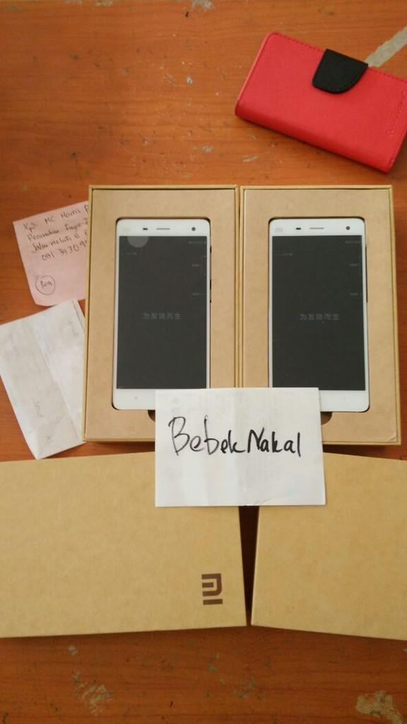 Mi4 READY SISA 1 pcs