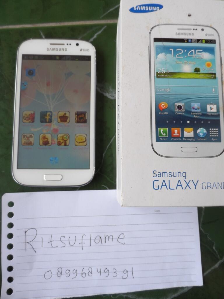 Samsung galaxy grand duos I9082 , ex cewek, banyak bonus
