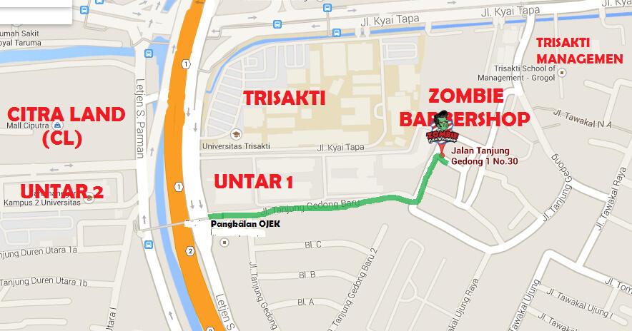 LOKER dicari 4 BARBER dan 1 KASIR untuk Jakarta barat