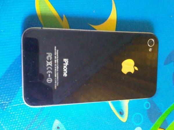 Iphone 4 32GB GSM Black Bandung