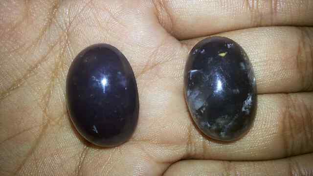 Jual batu kecubung, lavender dll (Bekasi) - BGS