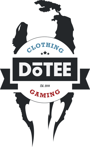 DOTEE | Premium Clothing with Dota 2 Theme and Authentic Design