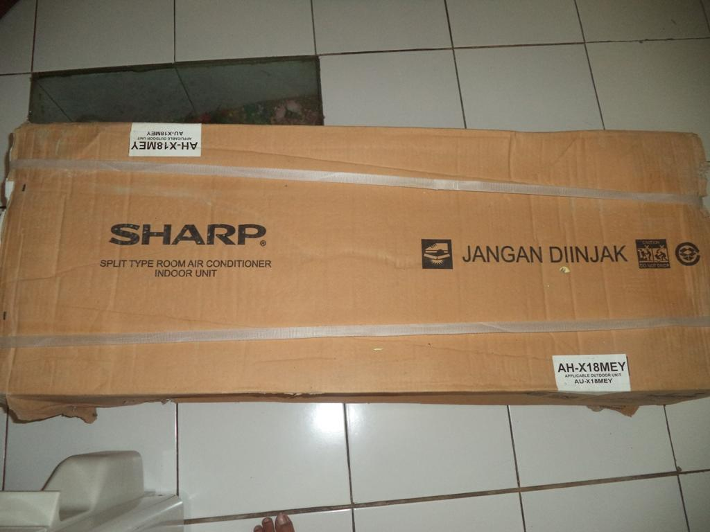 DIJUAL MURAH AC SHARP AH-X18MEY - 2 PK Standard Inverter MURAH !!