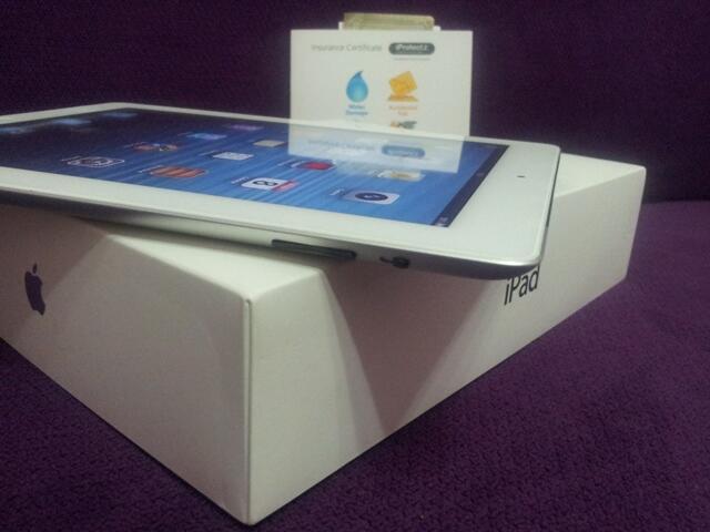 Ipad 2 3G Wifi 64Gb White Mulus 99% Eks Ibox