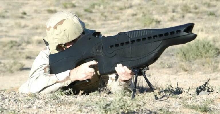 10 Senjata Canggih yang Hanya Dimiliki AS