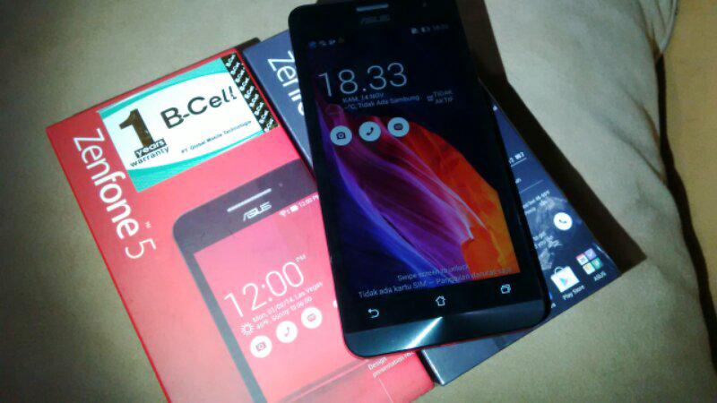 Asus Zenfone 5 (2GB/16GB) COD Malang Raya | Ready Stock!