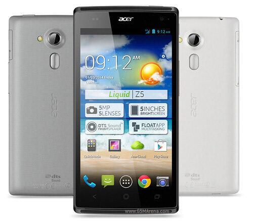 Acer Z150/ Acer Liquid Z5 - Baru 2 bulan pakai