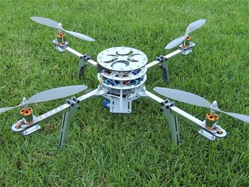 Jual/WTS AeroQuad Cyclone ARF Kit
