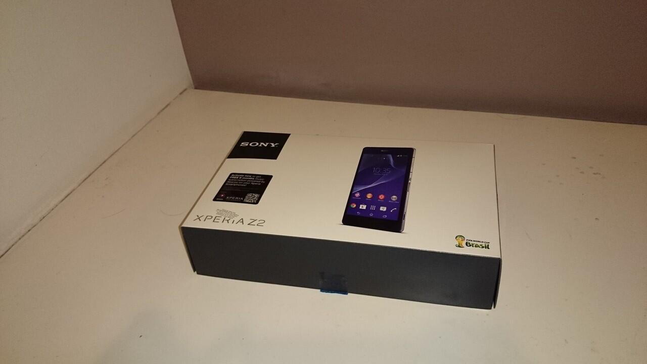 Xperia Z2 Mulus Pembelian Juni 2014 Full Aksesoris Murah