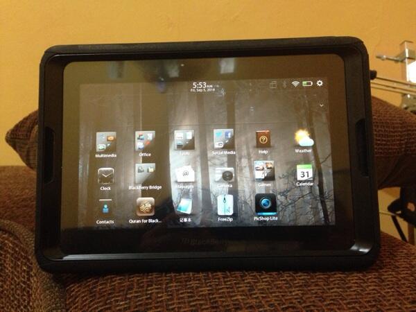 [WTS] blackberry playbook 64 Gb