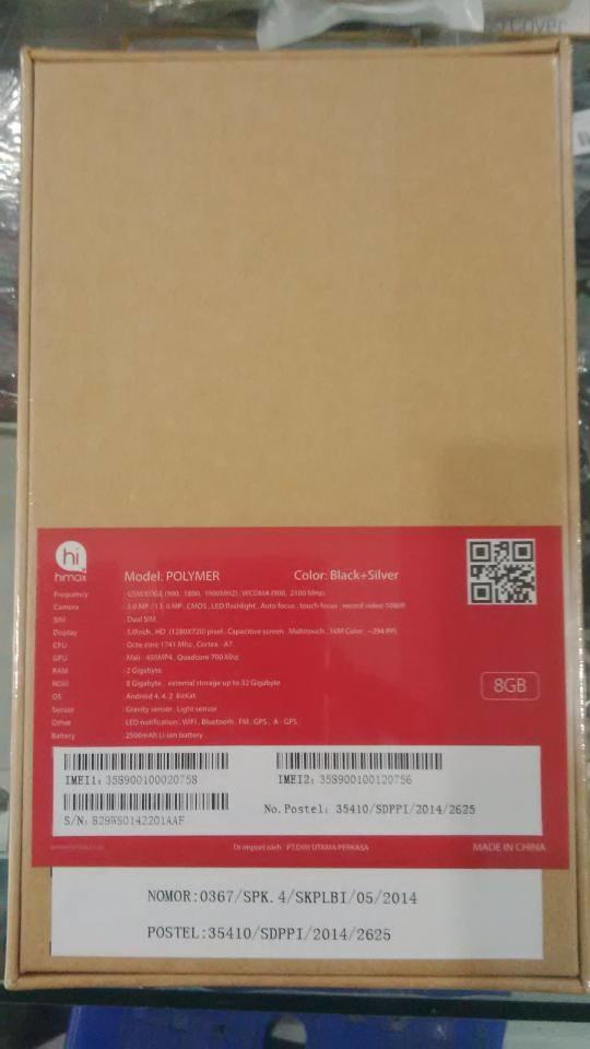 Himax Polymer Real Octa Core SOLO