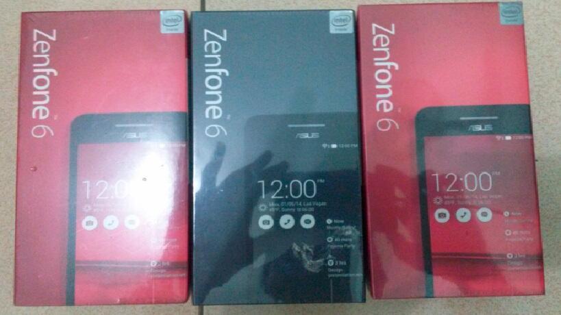 Ready Zenfone 6 Garansi Resmi (METRODATA)
