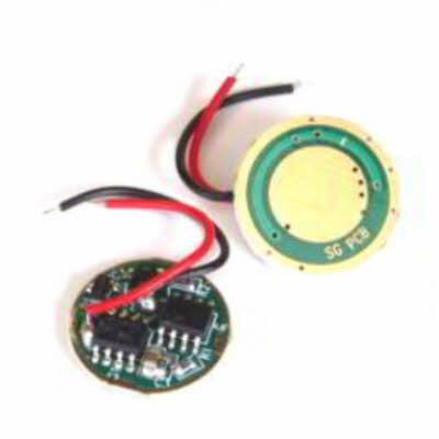 Spare Part Komponen Senter Led - Aksesoris - Modif Lampu DIY