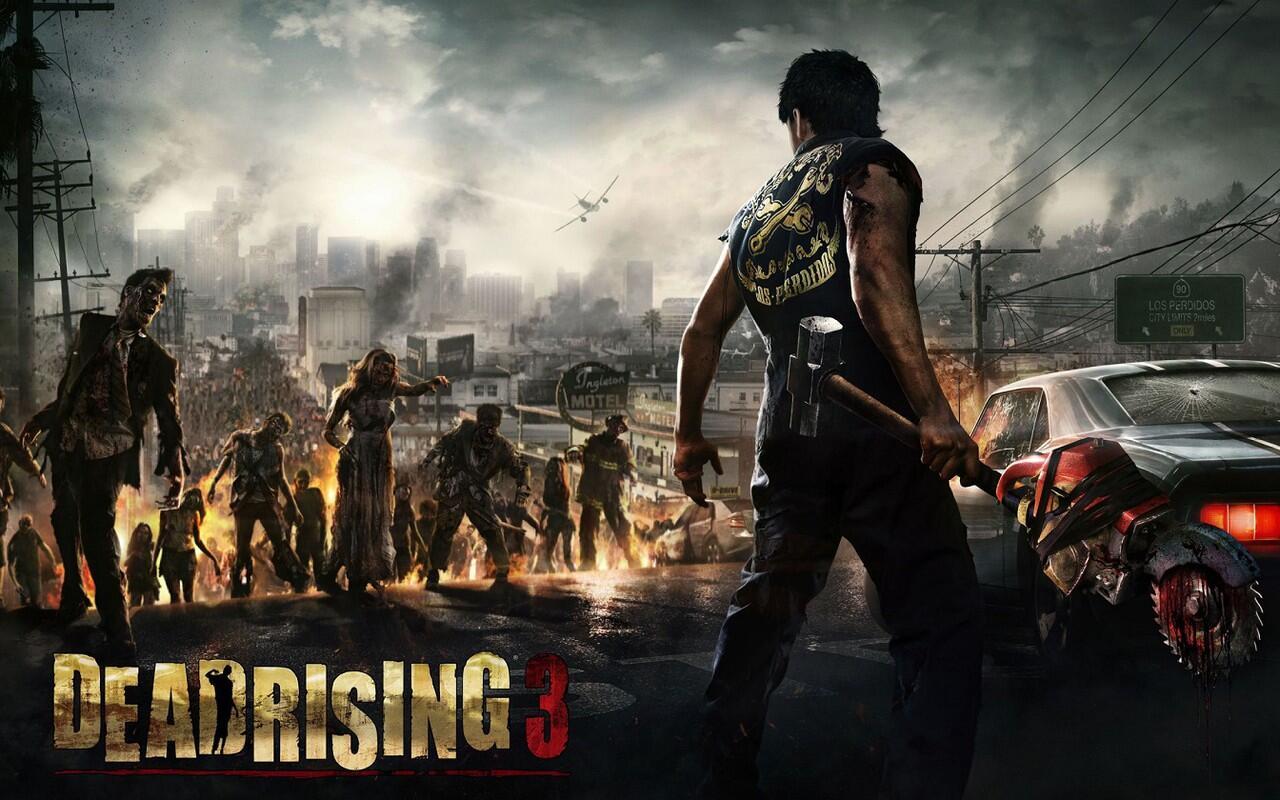 [OT] Dead Rising 3 - Welcome to Los Perdidos