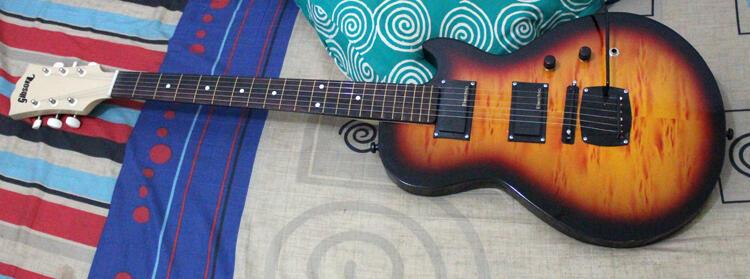BU jual Gitar electric Gibson Les Paul