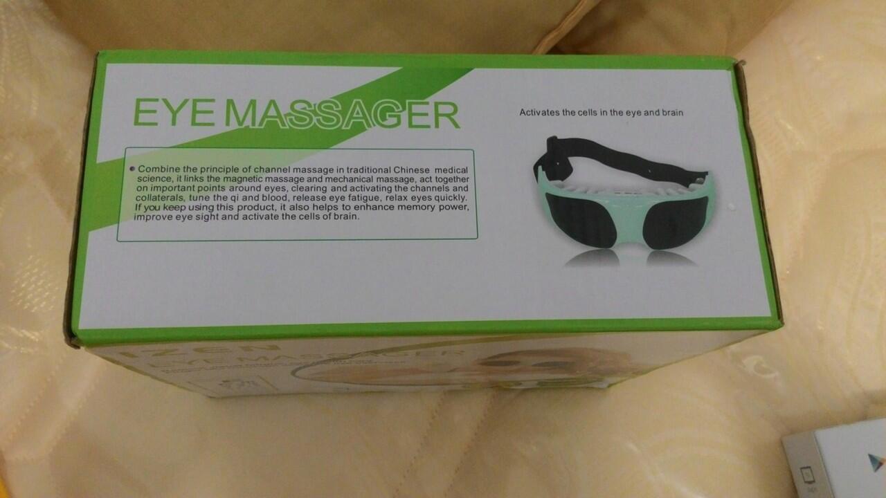 Jual iZen Eye Massager 50rb