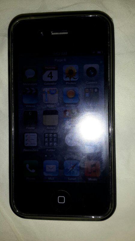 IPHONE 4 32G GSM FACTORY UNLOCK