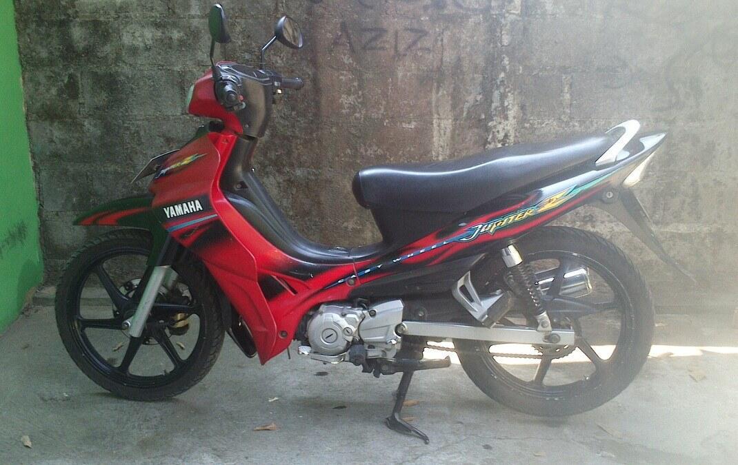 Yamaha Jupiter Z Cw 2006 Merah Hitam