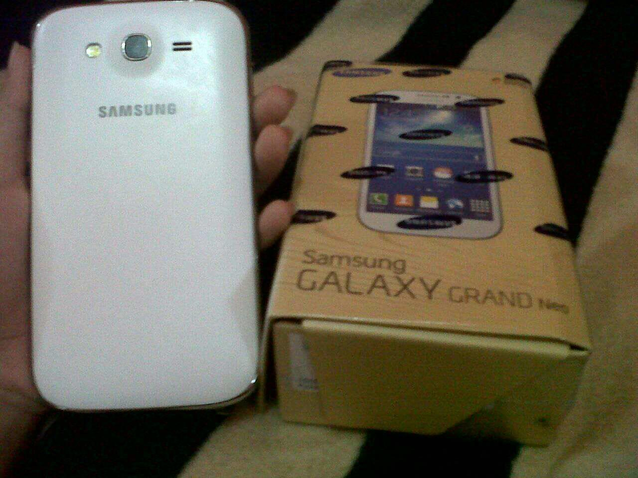 For sale Galaxy Grand Neo Seconds Like New BU!!!