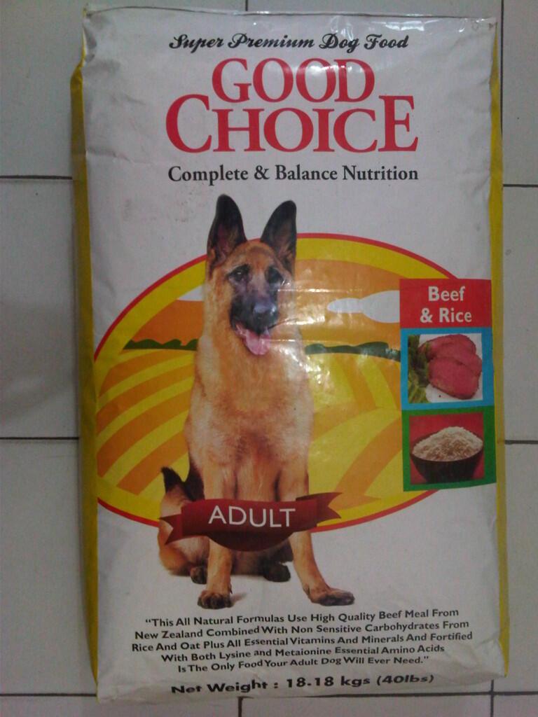 dog food super premium,, murah