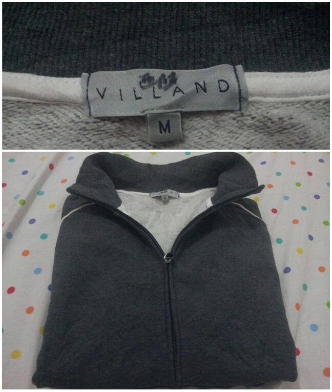 2nd Sweater Hoodie Jumper UNIQLO H&M ADIDAS NIKE PUMA VILLAND Etc