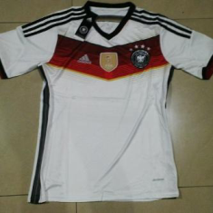 Ready Stock Official Jersey Germany Home Bintang 4 size S M L XL