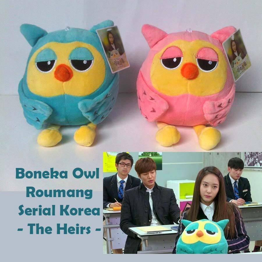 Boneka Roumang Owl