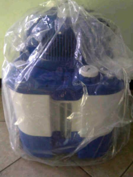 For sale Vacuum Cleaner Hydro Metro