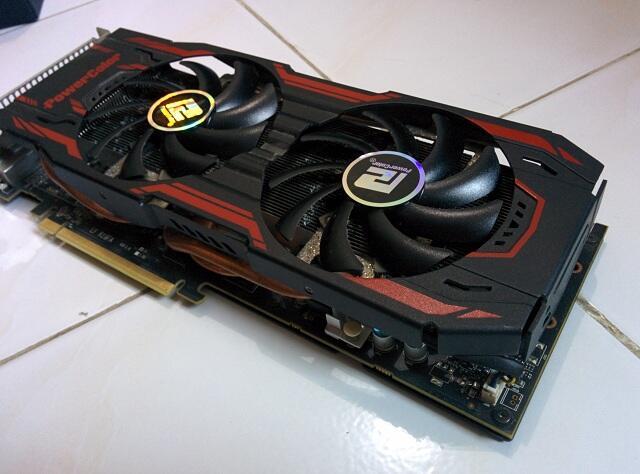 VGA R9-280X MSI dan Power Color [Jogja]