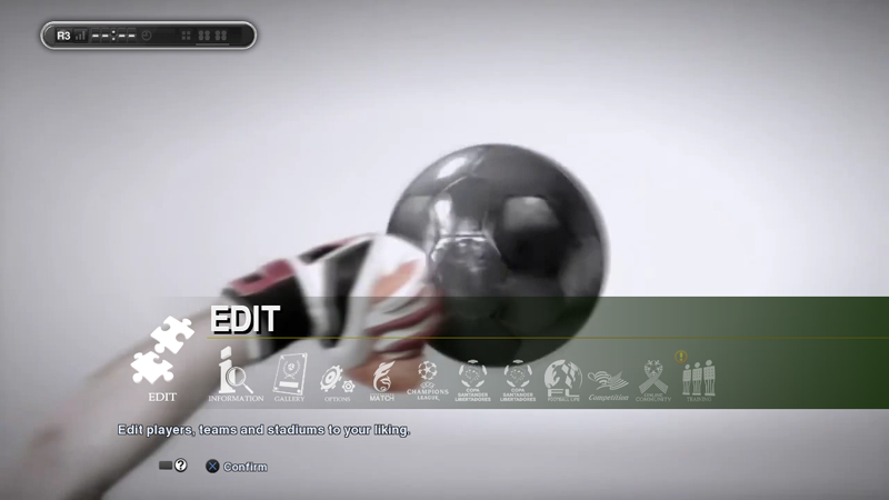 PES 2013 New Season 2014/2015 ProEvo_JG Real Patch for PS3 & XBOX360 [CFW/ODE/RGH]