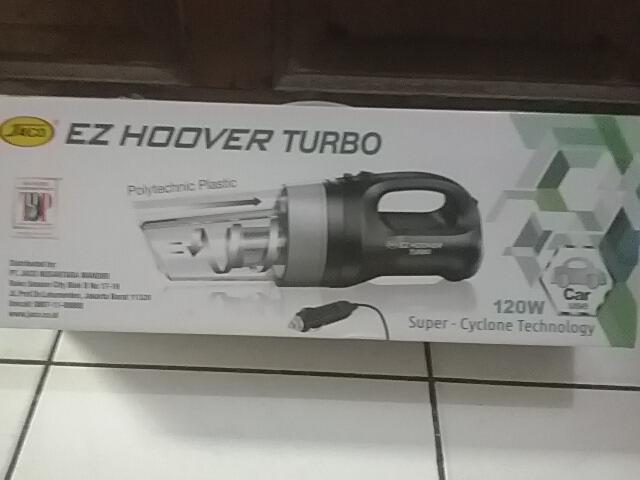 JACO EZ Hoover Turbo For Car 1000% Original JACO, Blm Pernah Dipakai Greesss.. Murah
