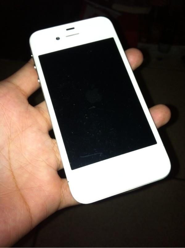 Iphone 4 8gb White Mulus