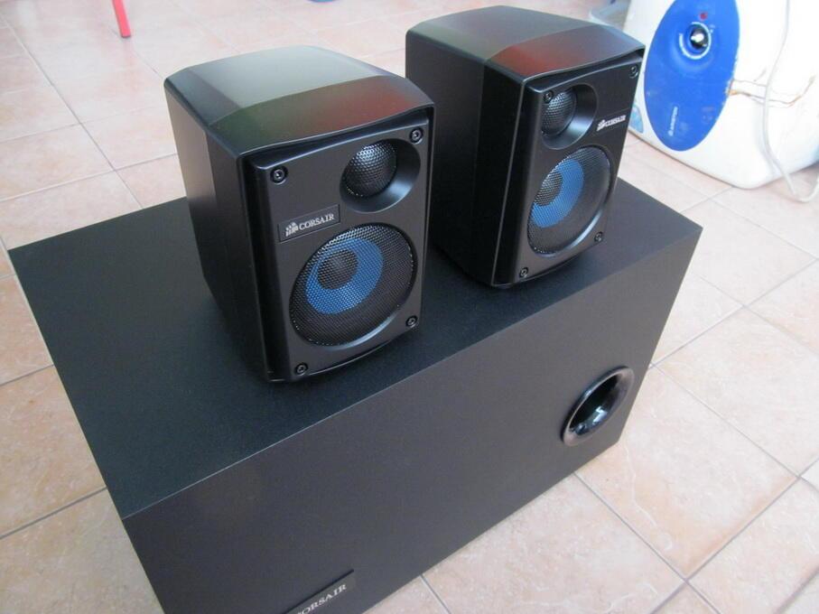 Speaker Corsair SP-2500 (Terawat gan)