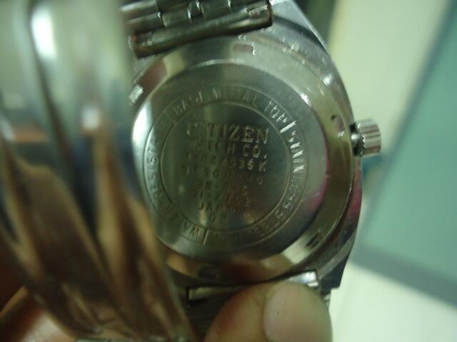 Jam Tangan Antik & Unik CITIZEN