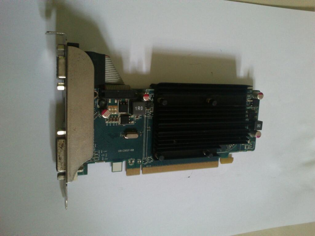 VGA ATI RADEON HD5450 HM PCI-E HDMI/DV-I 1GB DDR3