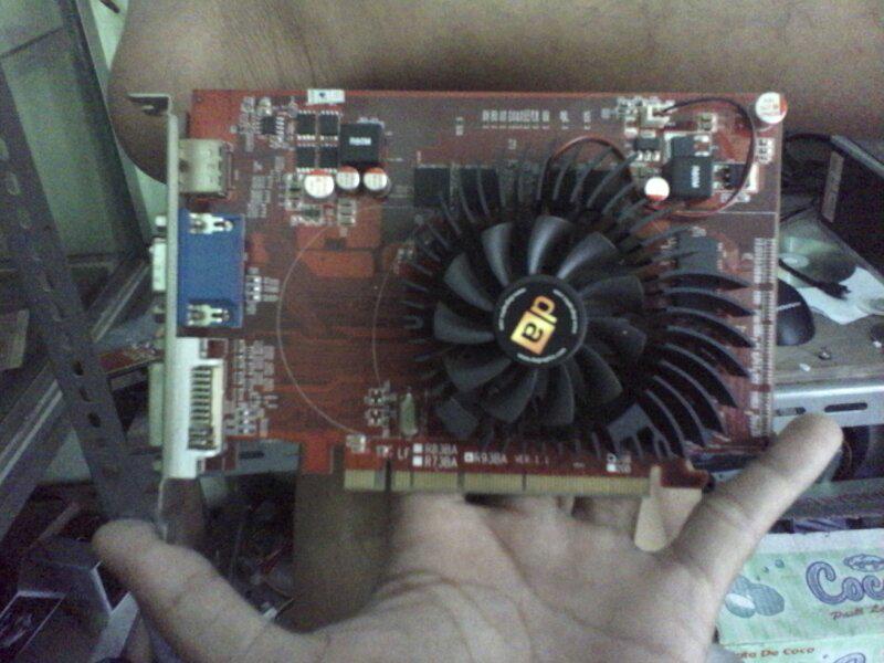 VGA 1GB DDR2 128BIT