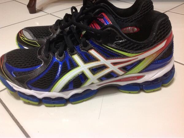 Terjual Jual sepatu asics nimbus 15 ukuran 43.5 cba1e7e534