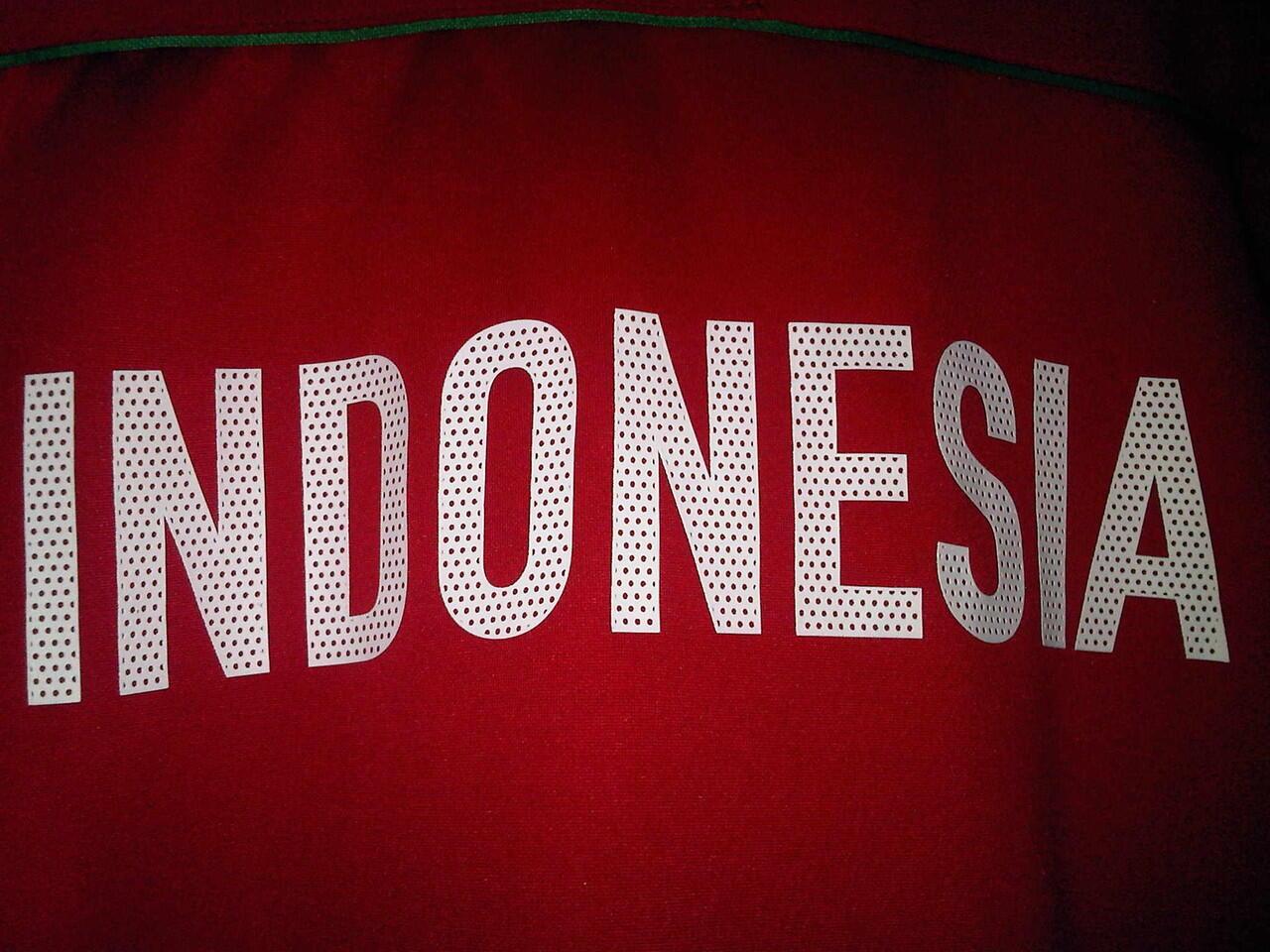 JAKET TIMNAS INDONESIA AFF 2010