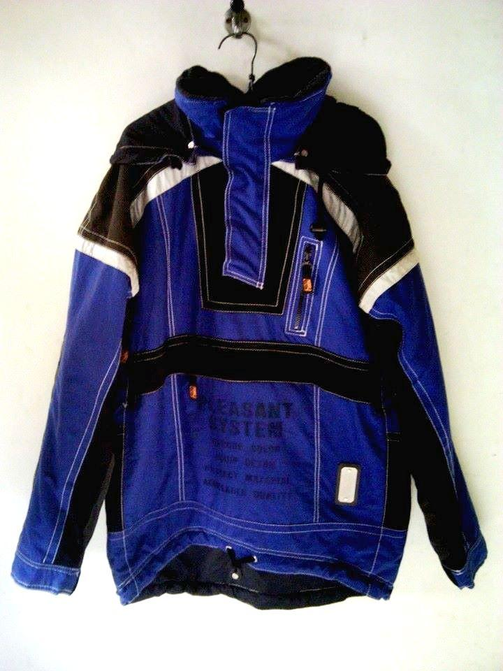 Jaket Parka For Mountain And Bikers Keren Abis..