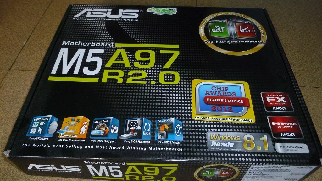 Fx 8320, Asus M5A97 R2.0, Saphire R7 260X [MALANG]