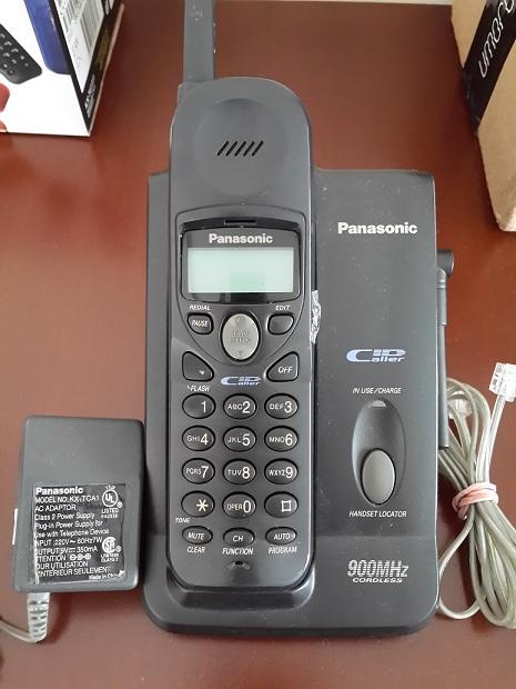 Telepon Wireless Panasonic
