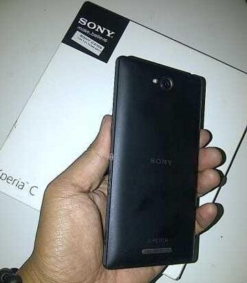 Sony Experia C Mulus abis