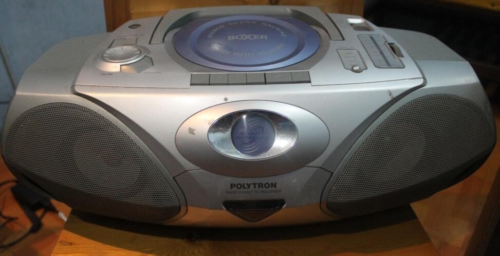 RADIO, SPEAKER AKTIF, DAN DVD PLAYER
