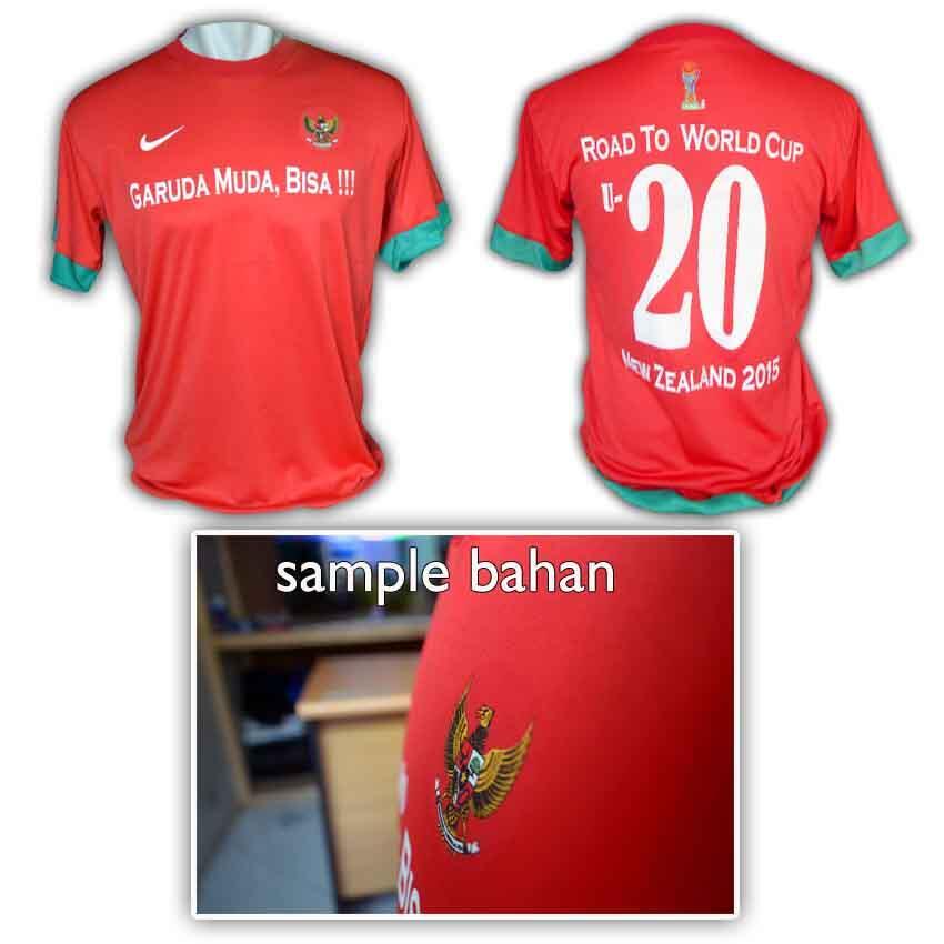 Kaos Pre Order Tim Nasional U-19