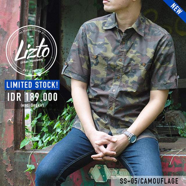 [READY STOCK] LIZTO FALL/WINTER COLLECTION 2014