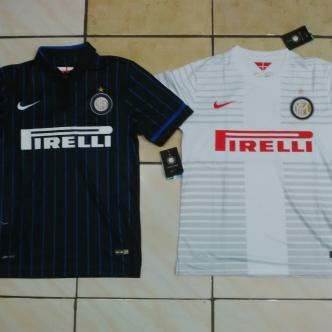 #ReadyStock jersey home away inter milan