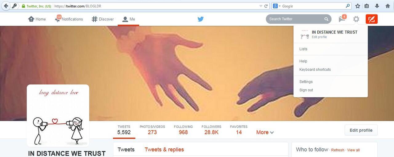 Akun Twitter 28.000 Lebih Followers REAL HUMAN Indonesia!