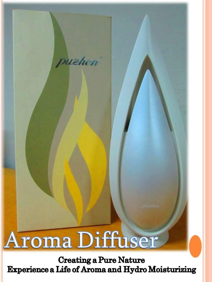 Dijual Aroma Diffuser Puzhen